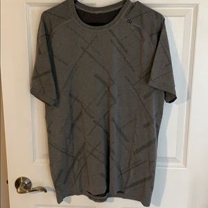 Men's Lululemon Metal Vent S/S Shirt